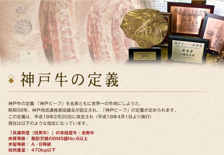 神戸牛の定義